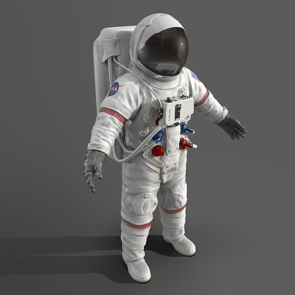 retro astronaut costume - 500×500