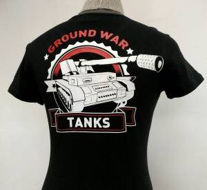 Футболки Ground War Tanks